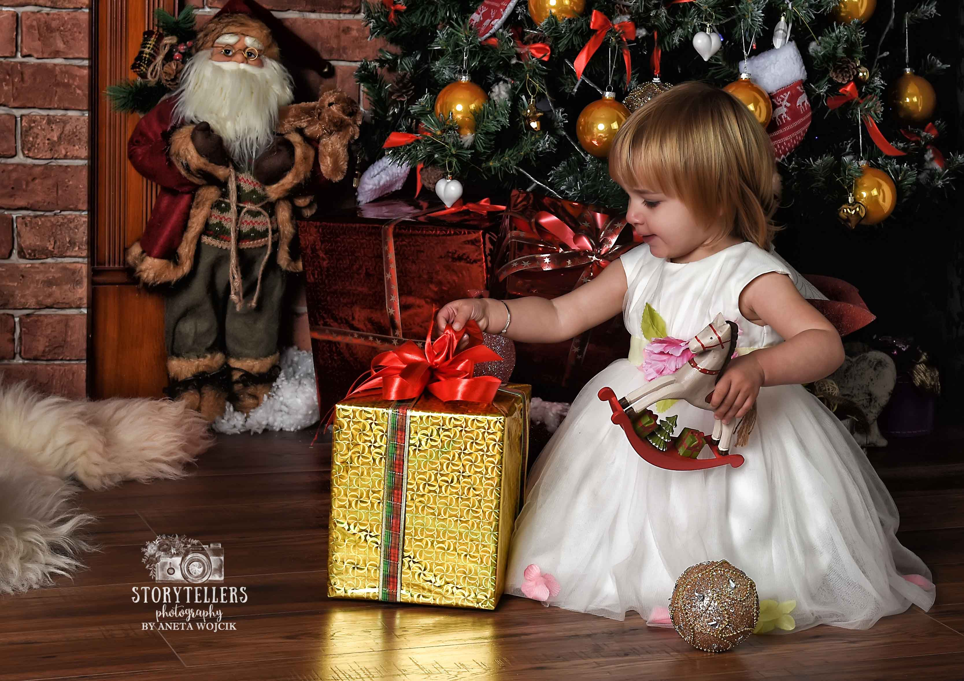 Christmas Photography Aneta Wojcik Photographer