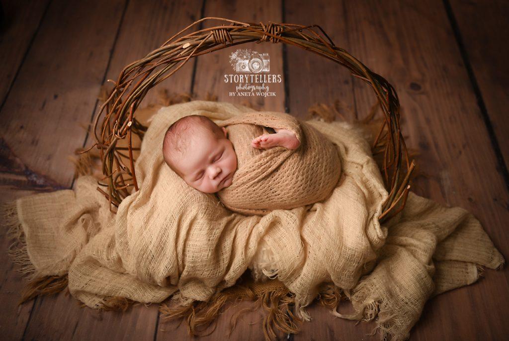 Newborn Photography Aneta Wojcik